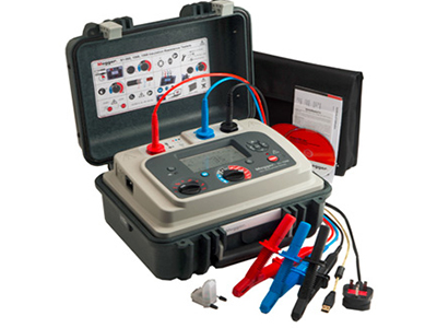 15 kV high performance diagnostic insulation tester S11568
