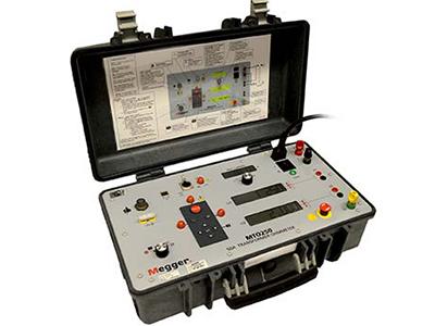 50A transformer ohmmeter MTO250