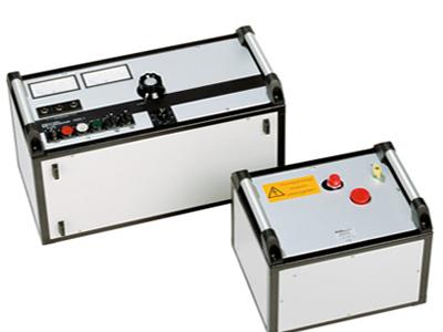 70 kV DC portable HV test system HPG70-K