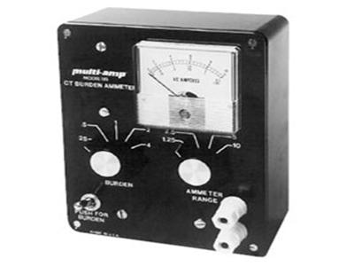 Current transformer burden ammeter BA-185