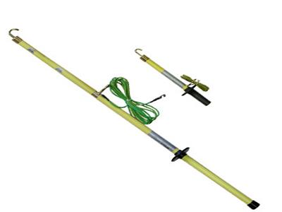 High Voltage discharge rod EST_series