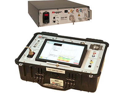 Insulation diagnostic analyser IDAX300 350