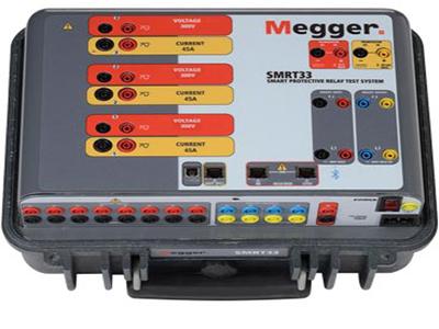 Megger Relay Test System SMRT33