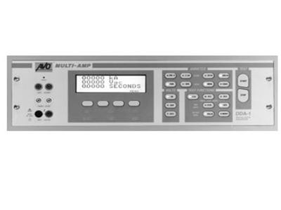 Multi-Amp circuit breaker tester retrofit DDA16--DDA30--DDA60