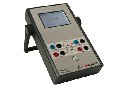 Phase Angle Meter PAM410