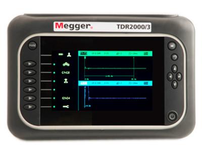 TDR2000-3 and TDR 2010